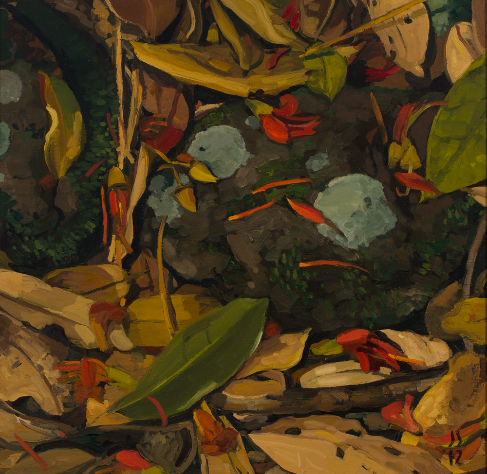 FOREST FLOOR BLACK BEAN BLOSSOMS